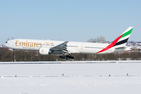 Boeing 777-300ER - A6-EGP operated by Emirates