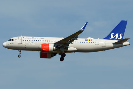 Airbus A320-251N - EI-SIE operated by Scandinavian Airlines Ireland (SAS Ireland)