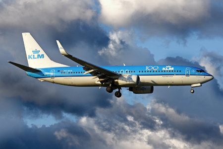 Boeing 737-800 - PH-BXK operated by KLM Royal Dutch Airlines