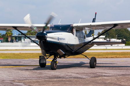 Cessna T206H Soloy Mk.II Turbine 206 - D-EGOP operated by SkyFunCenter
