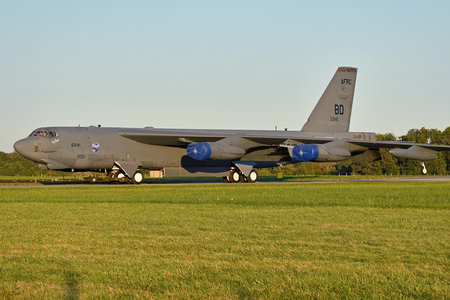 Boeing B-52H Stratofortress - 60-0041 operated by US Air Force (USAF)