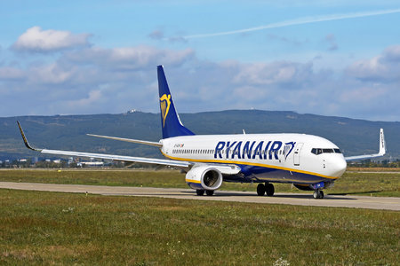 Boeing 737-800 - EI-GJK operated by Ryanair