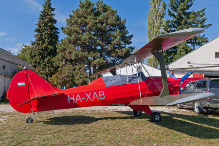 Tiger Cup Developments Sherwood Ranger XP - HA-XAB operated by Private operator