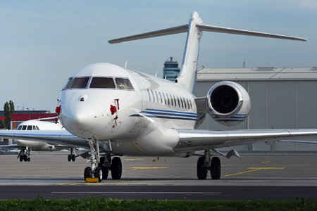 Bombardier BD-700-1A10 Global 6000 - M-ARGO operated by Private operator
