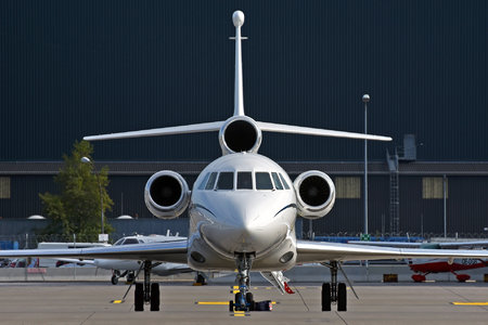 Dassault Falcon 900EX - M-ODKZ operated by Skylane LP