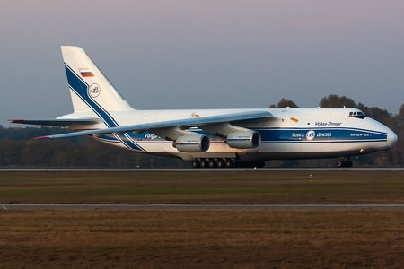 Antonov An-124-100 Ruslan - RA-82077 operated by Volga Dnepr Airlines