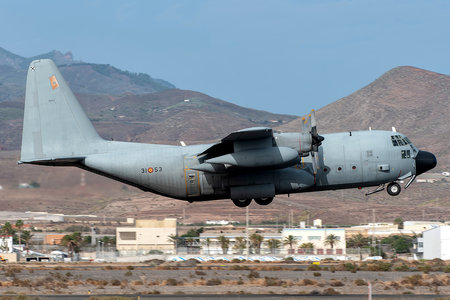 Lockheed KC-130T Hercules - TK.10-11 operated by Ejército del Aire (Spanish Air Force)