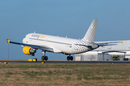 Airbus A320-214 - EC-ILQ operated by Vueling Airlines