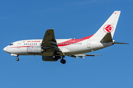 Boeing 737-600 - 7T-VJR operated by Air Algerie