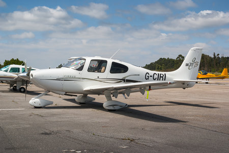 Cirrus SR20 GTS - G-CIRI operated by Private operator