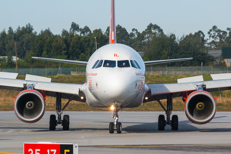 Airbus A319-111 - G-EZIL operated by easyJet