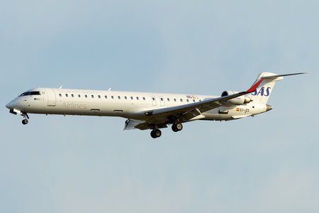 Bombardier CRJ900 - EC-JZS operated by Scandinavian Airlines (SAS)