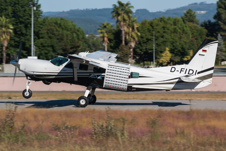 Cessna 208 Caravan I - D-FIDI operated by Private operator