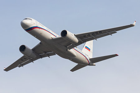 Tupolev Tu-204-300 - RA-64058 operated by Russia - Department of the Defense