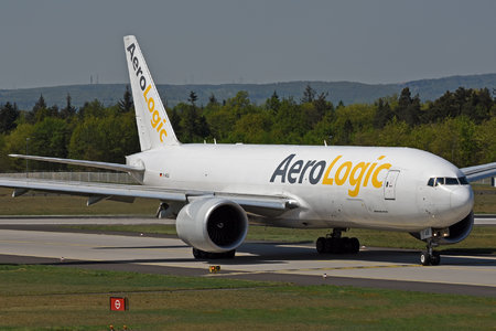 Boeing 777F - D-AALE operated by AeroLogic