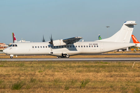 ATR 72-212A - OY-EBW operated by White Airways
