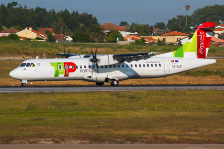 ATR 72-212A - CS-DJF operated by TAP Express