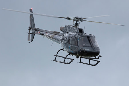 Eurocopter AS350 B3 Ecureuil - OE-XTV operated by The Flying Bulls