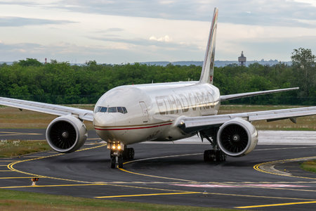 Boeing 777F - A6-DDC operated by Etihad Cargo
