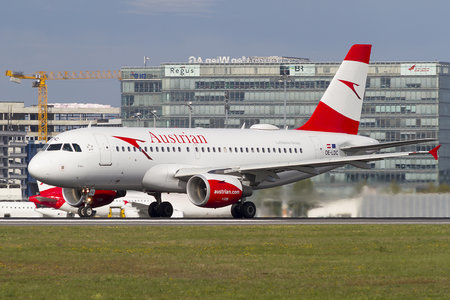 Airbus A319-112 - OE-LDC operated by Austrian Airlines