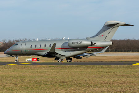 Bombardier Challenger 300 (BD-100-1A10) - 9H-VCG operated by VistaJet