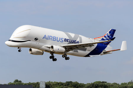 Airbus A330-743L Beluga XL - F-WBXL operated by Airbus Industrie