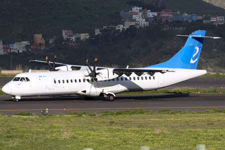 ATR 72-212A - EC-MSM operated by Canaryfly