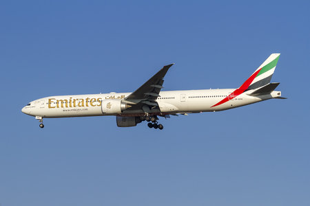 Boeing 777-300ER - A6-EPH operated by Emirates