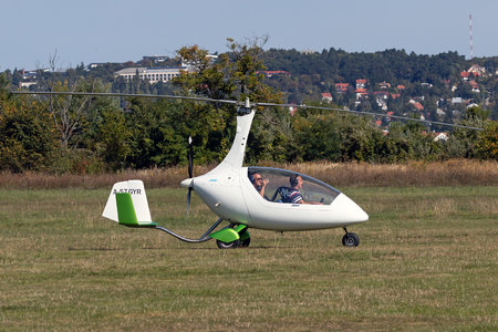 AutoGyro Calidus - A-57GYR operated by Private operator