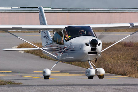 Tecnam P2008JC - CS-USR operated by Private operator