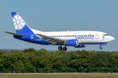 Boeing 737-500 - EW-290PA operated by Belavia Belarusian Airlines