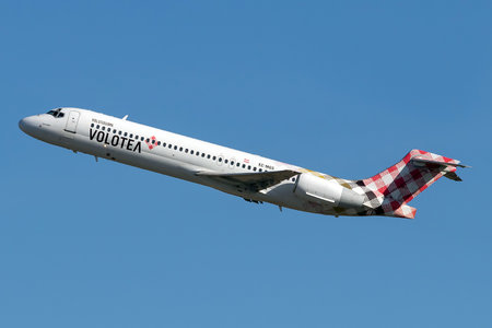 Boeing 717-200 - EC-MGS operated by Volotea
