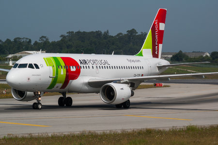 Airbus A319-111 - CS-TTP operated by TAP Portugal