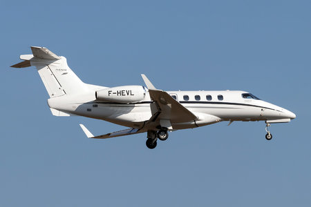 Embraer Phenom 300 (EMB-505) - F-HEVL operated by Private operator