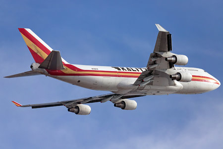 Boeing 747-400BCF - N742CK operated by Kalitta Air