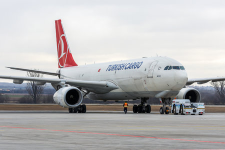 Airbus A330-243F - TC-JDO operated by Turkish Airlines Cargo