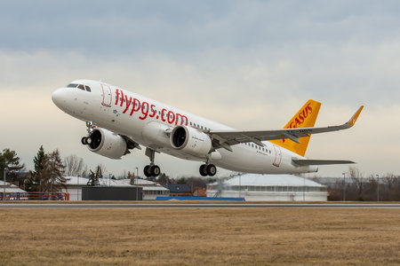 Airbus A320-251N - TC-NBS operated by Pegasus Airlines
