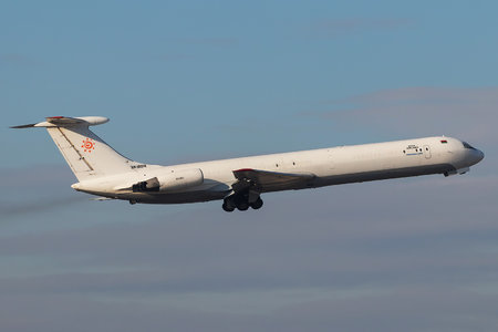 Ilyushin Il-62M - EW-450TR operated by Rada Airlines