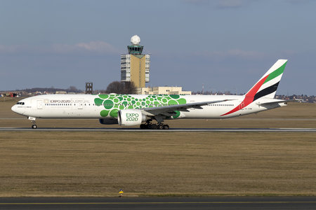 Boeing 777-300ER - A6-ENB operated by Emirates