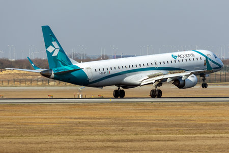 Embraer E195LR (ERJ-190-200LR) - I-ADJP operated by Air Dolomiti