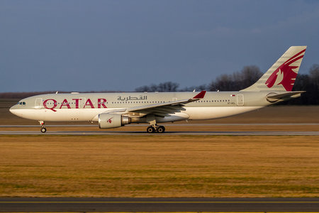 Airbus A330-202 - A7-ACL operated by Qatar Airways