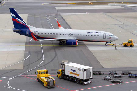 Boeing 737-800 - VP-BCD operated by Aeroflot