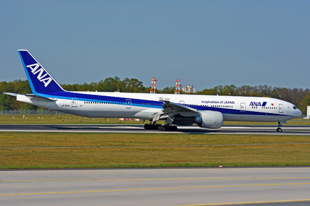 Boeing 777-300ER - JA734A operated by All Nippon Airways (ANA)