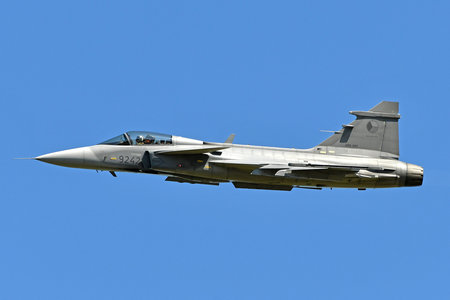 Saab JAS 39C Gripen - 9242 operated by Vzdušné síly AČR (Czech Air Force)
