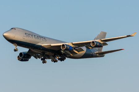 Boeing 747-400F - VP-BCH operated by Sky Gates Airlines
