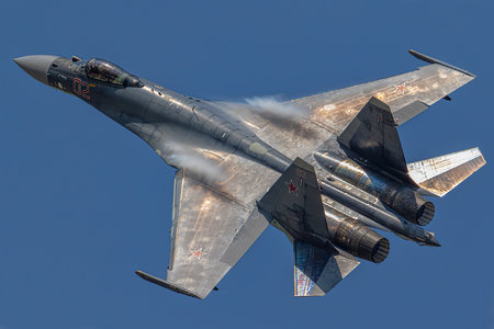 Sukhoi Su-35S - RF-95243 operated by Voyenno-vozdushnye sily Rossii (Russian Air Force)