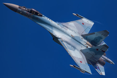 Sukhoi Su-35S - RF-81719 operated by Vozdushno-kosmicheskiye sily Rossii (Russian Aerospace Forces)