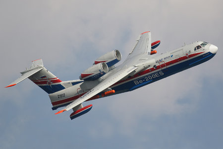 Beriev Be-200ChS - 21512 operated by Beriev Aircraft Company