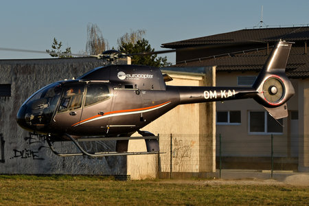 Eurocopter EC120 B Colibri - OM-KAI operated by Private operator
