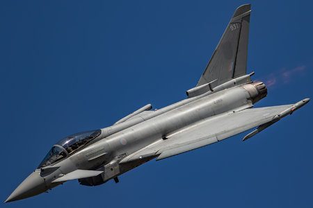 Eurofighter Typhoon FGR.4 - ZJ931 operated by Royal Air Force (RAF)